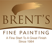 Logo for Brent's Fine Painting, LLC.